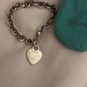 Tiffany & Co Chain Braclet